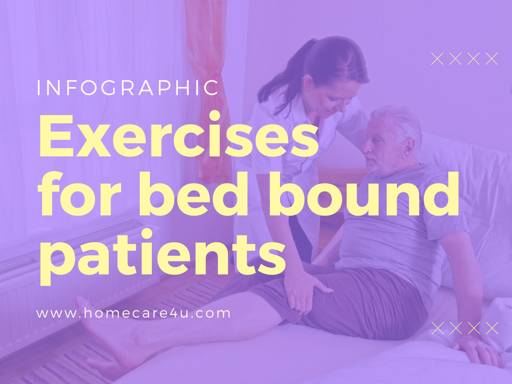 Exercises for Bedbound Patients (Infographic) | Euro ...